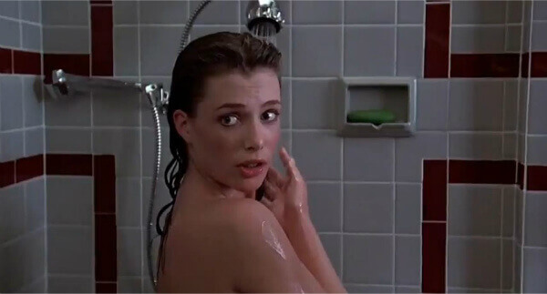 Shower scenes in porn movies