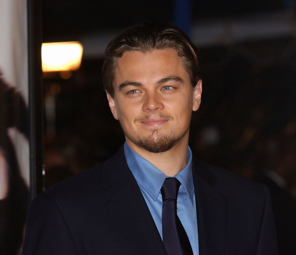 Super heart throb Leonardo Dicaprio, out and about