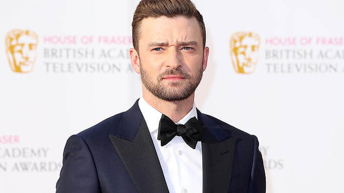 A major change in style for Mr. Timberlake