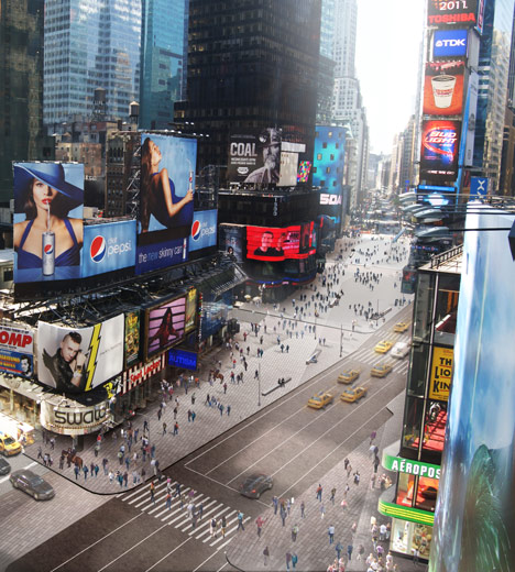 time square new