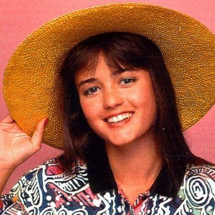 Danica McKellar (Winnie Cooper)
