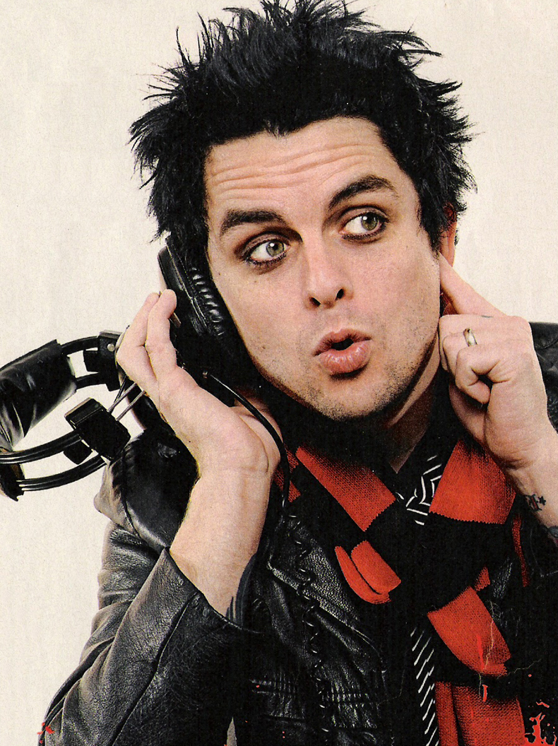 Billie Joe Armstrong (Green Day)