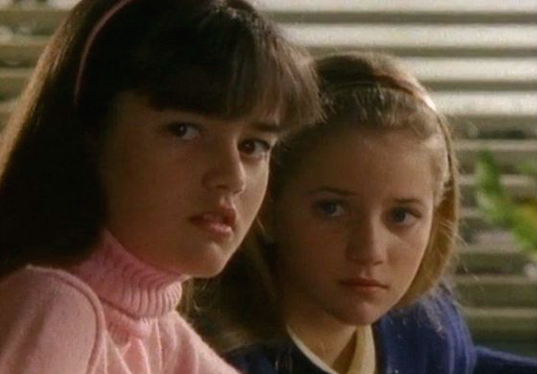 Danica McKellar Beat out Her Sister Crystal to Play Winnie Cooper