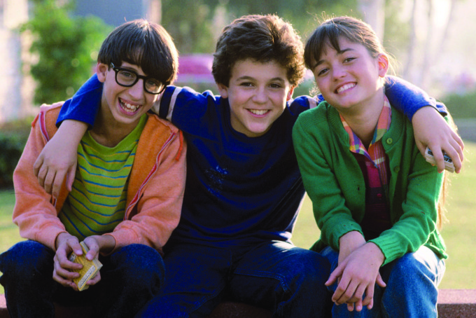 Fred Savage (Kevin Arnold)