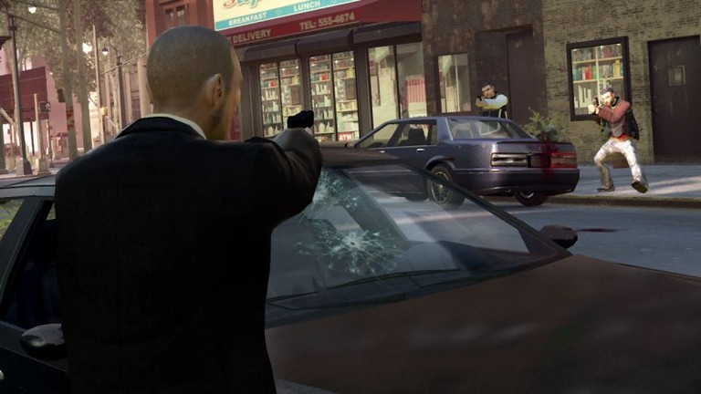 Grand Theft Auto IV And The 8 Year-Old Murderer