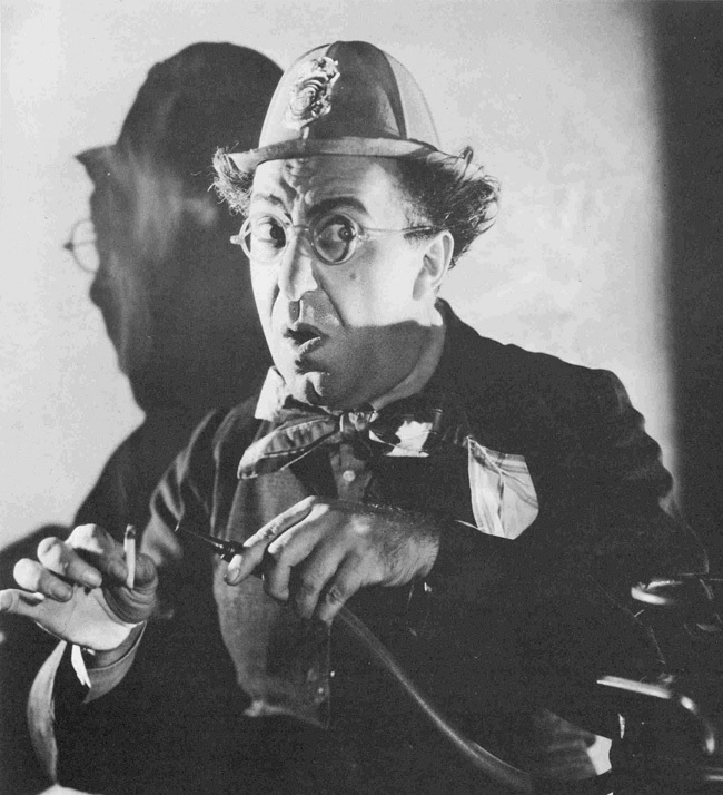 Ed Wynn The Fire Chief