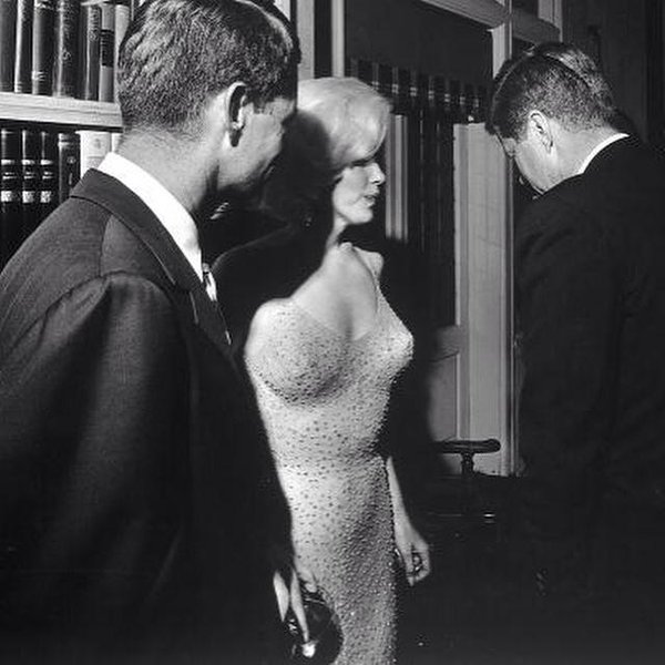JFK And Marilyn Monroe Were An Item