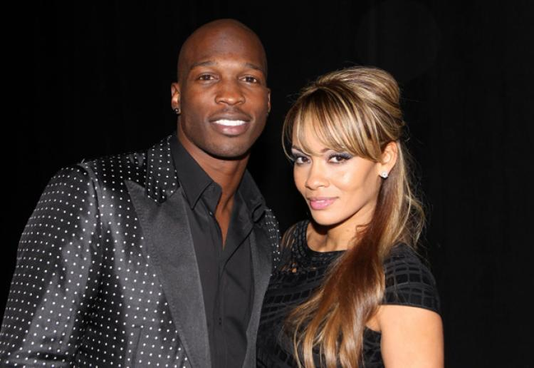 Chad Ochocinco and Evelyn Lozada – 41 days