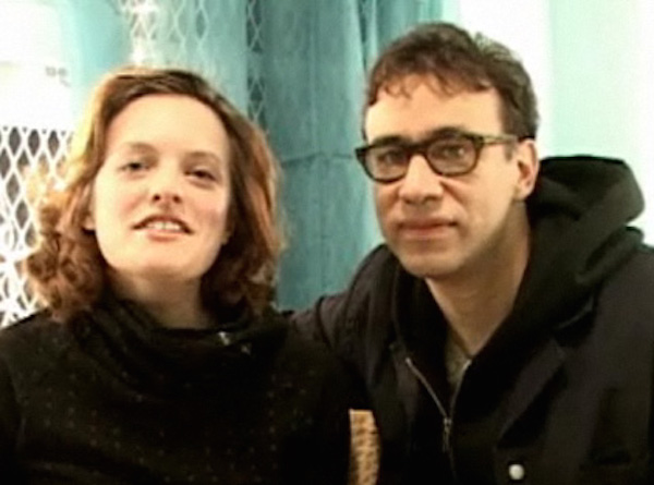 Fred Armisen and Elisabeth Moss – 8 months