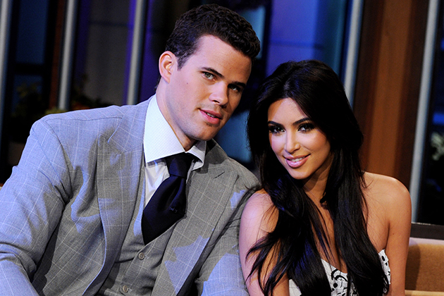 Kim Kardashian and Kris Humphries – 72 days