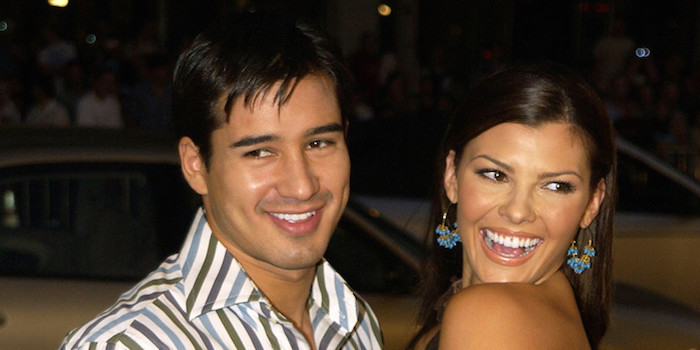 Mario Lopez and Ali Landry – 2 weeks