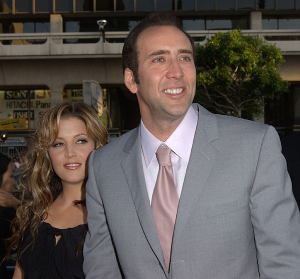 Nicolas Cage and Lisa Marie Presley – 3.5 months