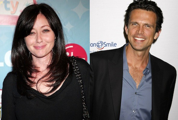 Ashley Hamilton and Shannen Doherty – 5 months