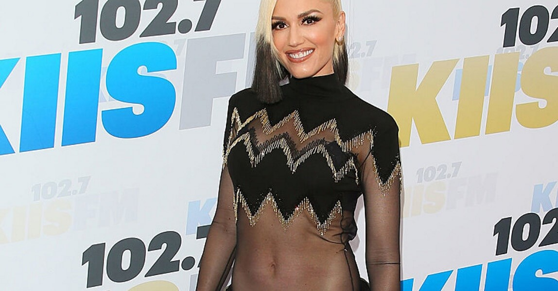 Gwen Stefani Has Abs Of Steel Without a Doubt