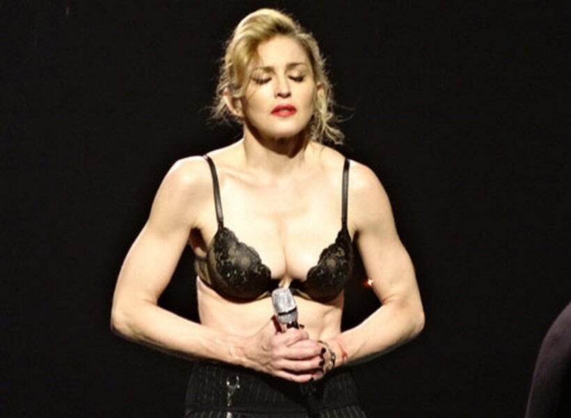 Madonna is Justified With Those Abs