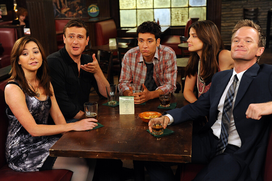 how i met your mother ran for too long
