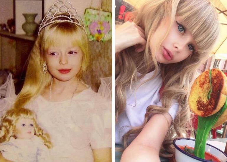 İnsan Barbie Angelica Kenova Kimdir? 4