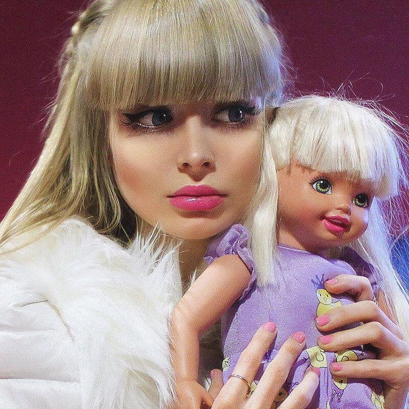 Barbie ile tanışmak çok zor