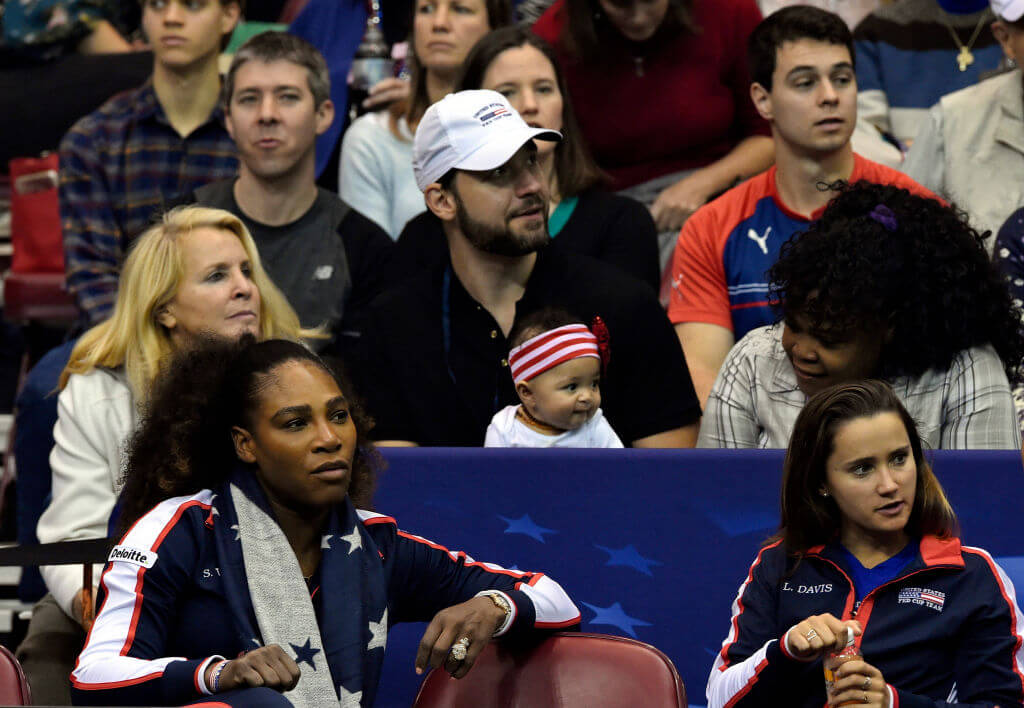 alexis ohanian gives serena williams all his support