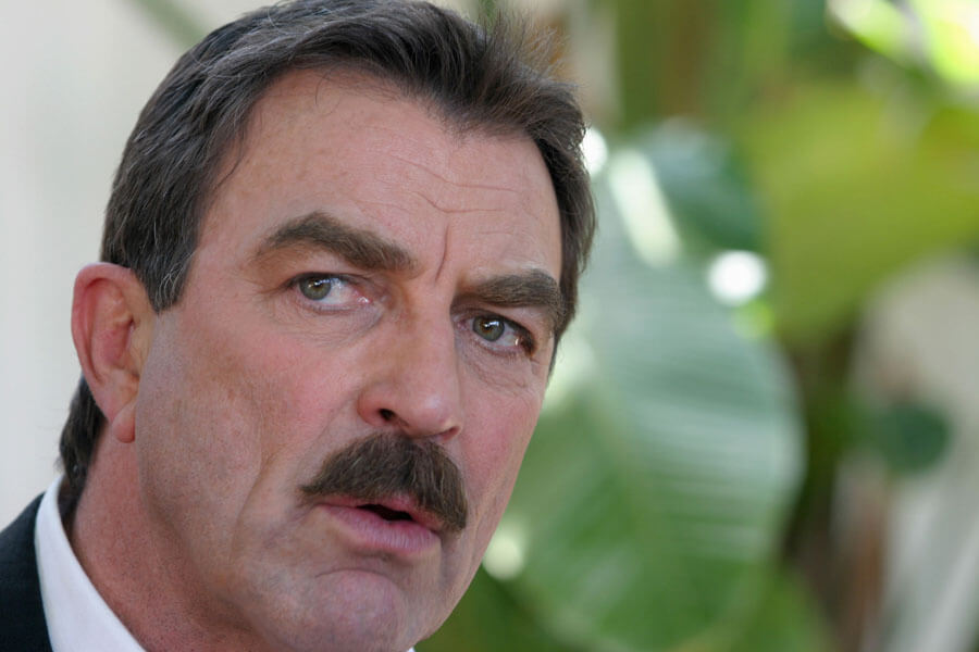Tom Selleck Photo Session