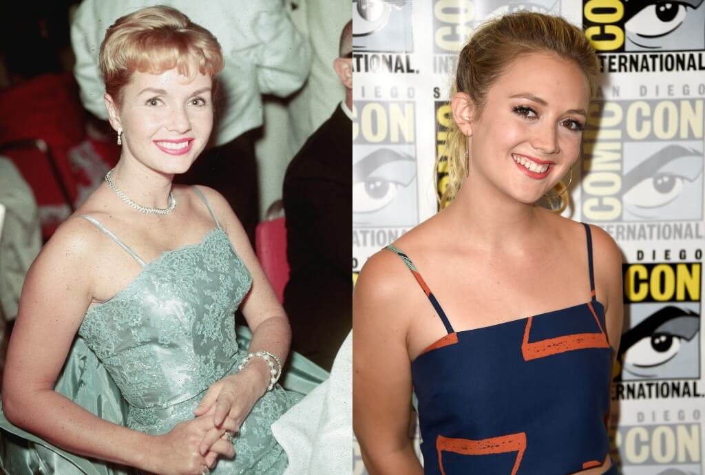debbie reynolds billie lourd