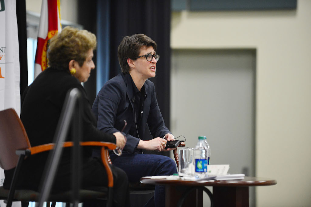 Rachel Maddow Side Projects