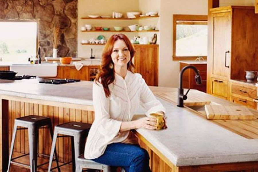 ree drummond used to be vegetarian