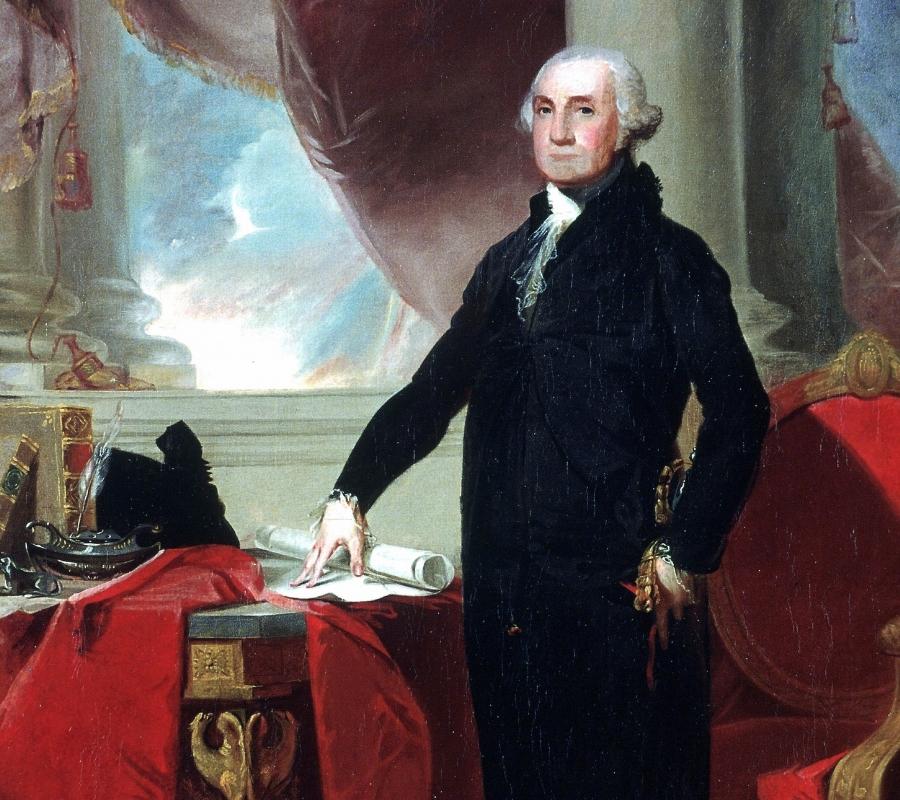 george washington (1)