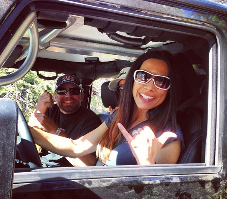 nicole-johnson-monster-truck-driver-husband