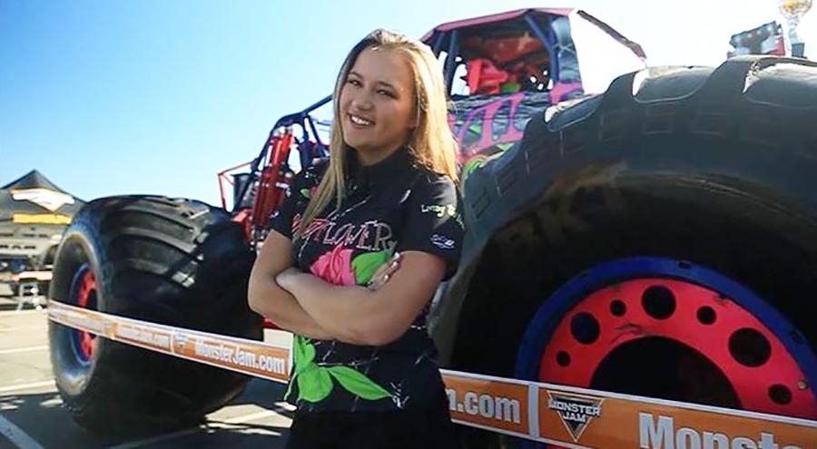rosalee-ramer-monster-truck-driver
