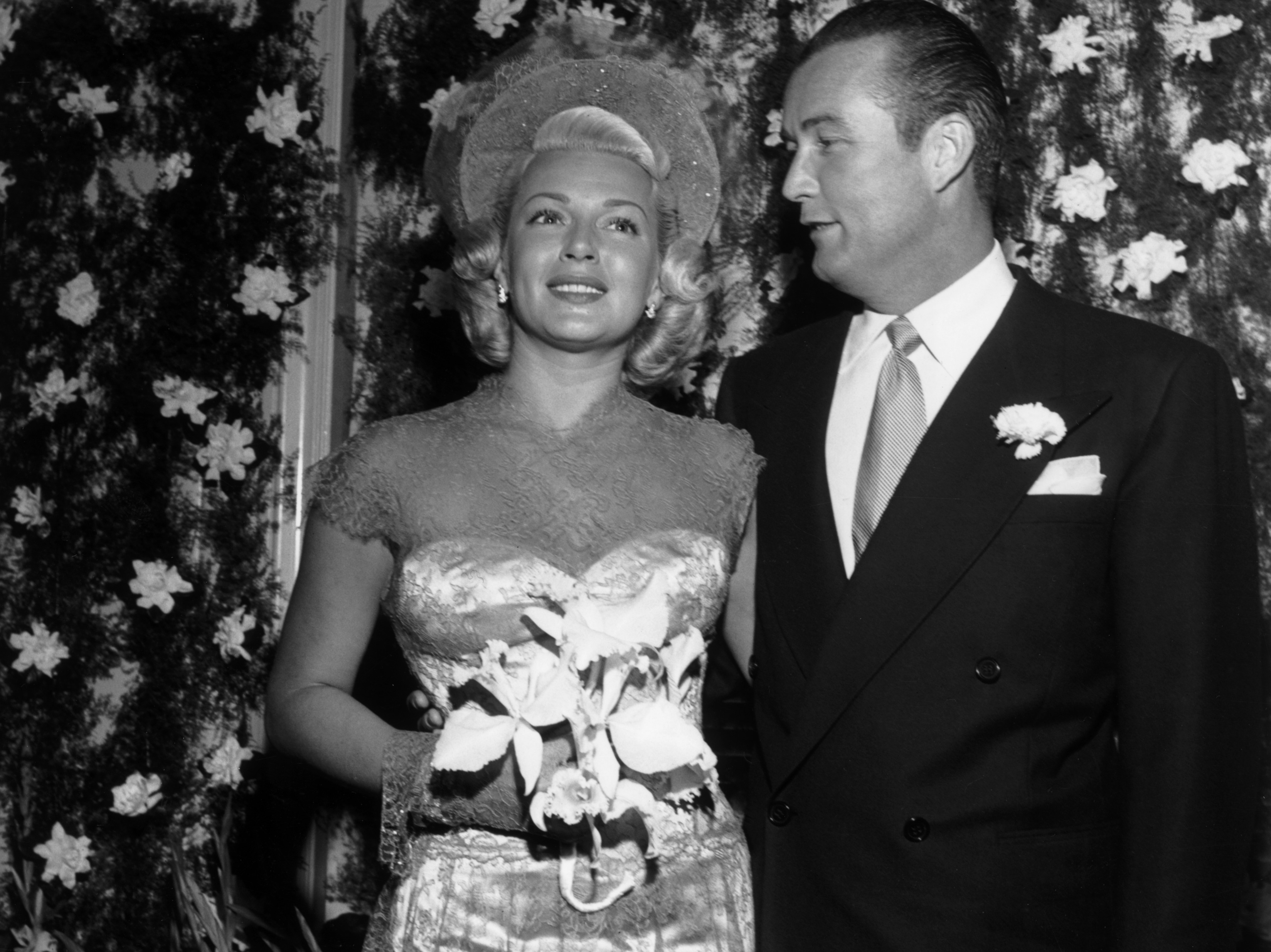 Lana Turner Wedding