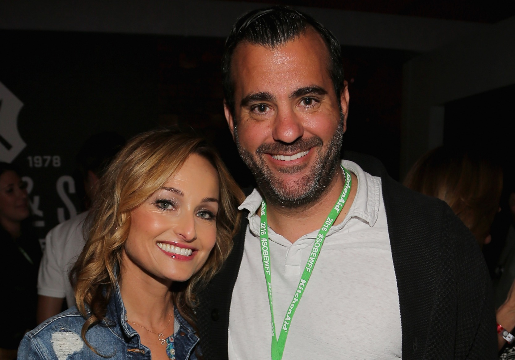 giada de laurentiis shane farley food network producer
