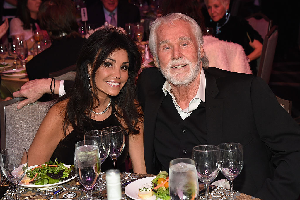 Kenny Rogers and Wanda