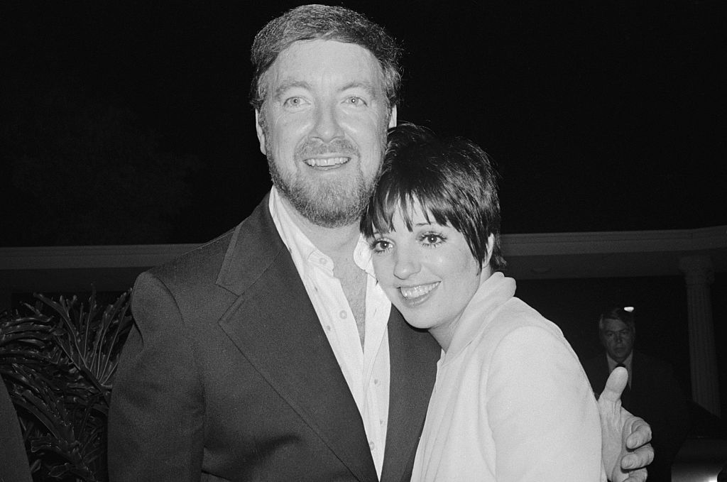 Liza Minnelli and Jack Haley Jr