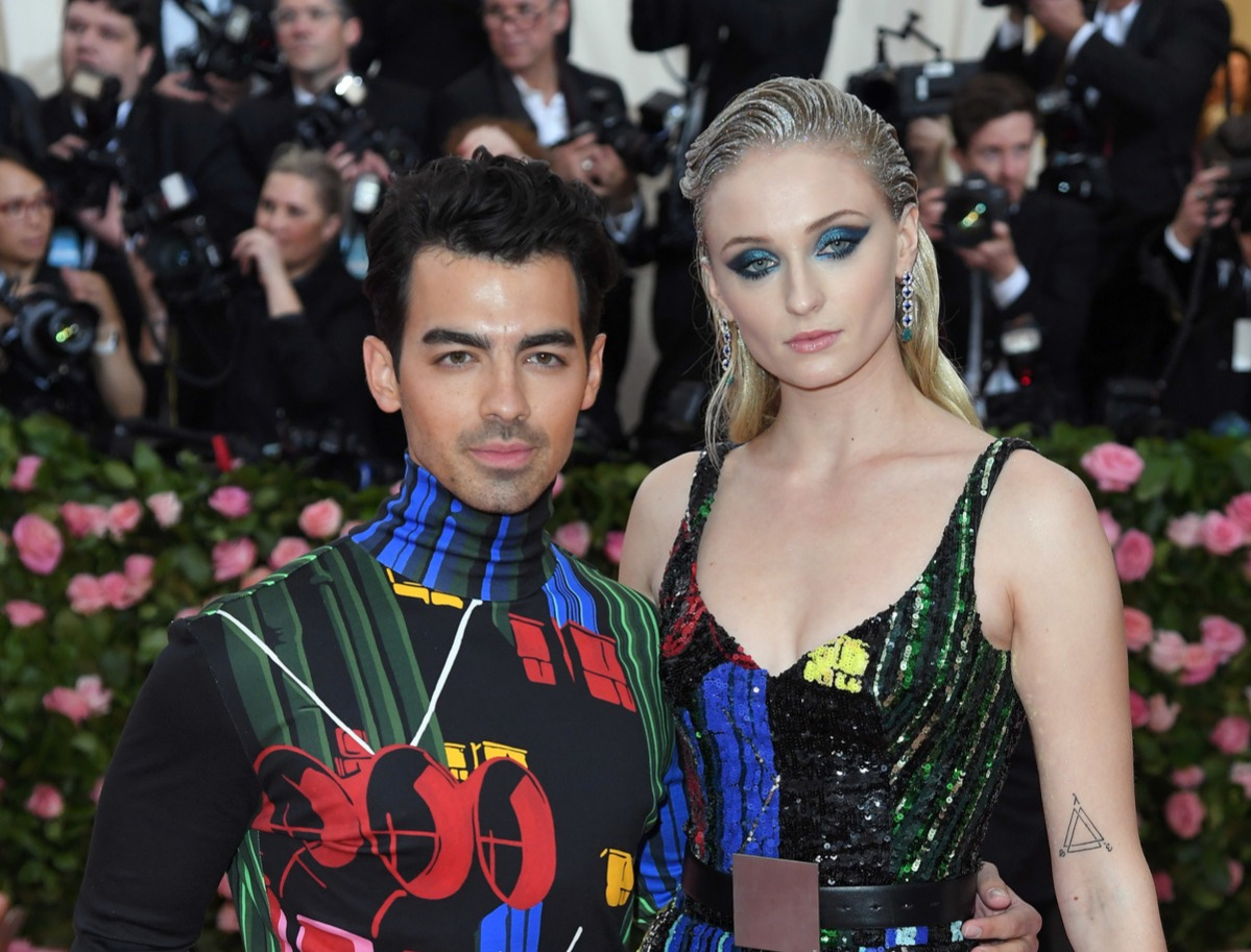 joe jonas and sophie turner say their wedding was ruined by diplo