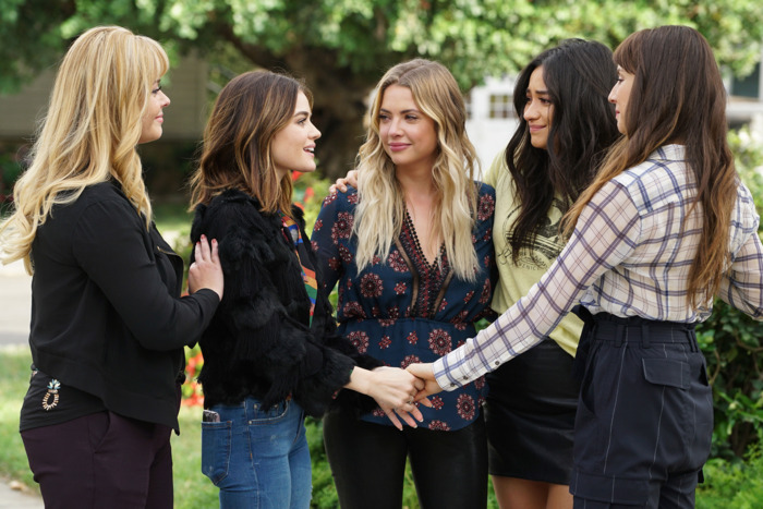 Pretty Little Liars finale season 7