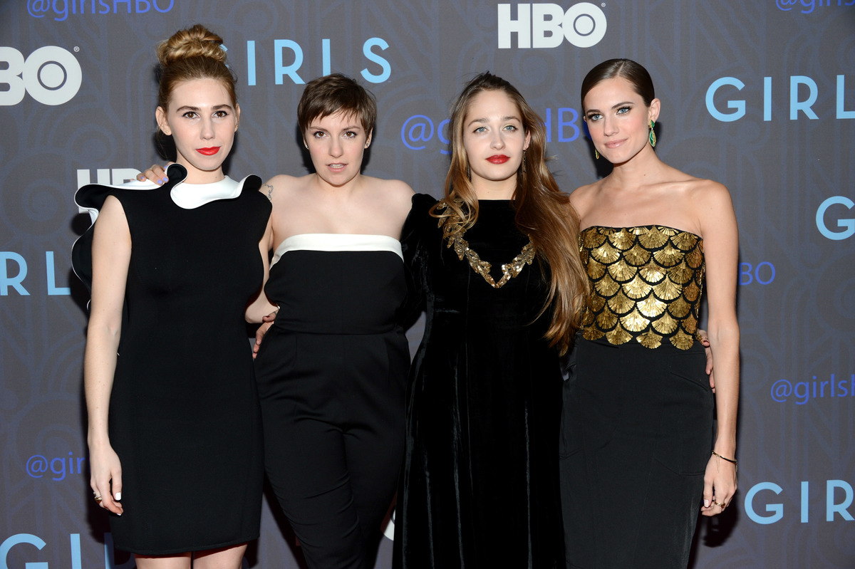Girls HBO New York 2013