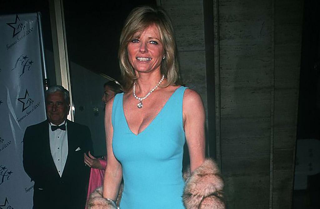 model Cheryl Tiegs kevin costner