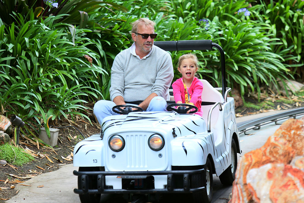 costner was finally a good father