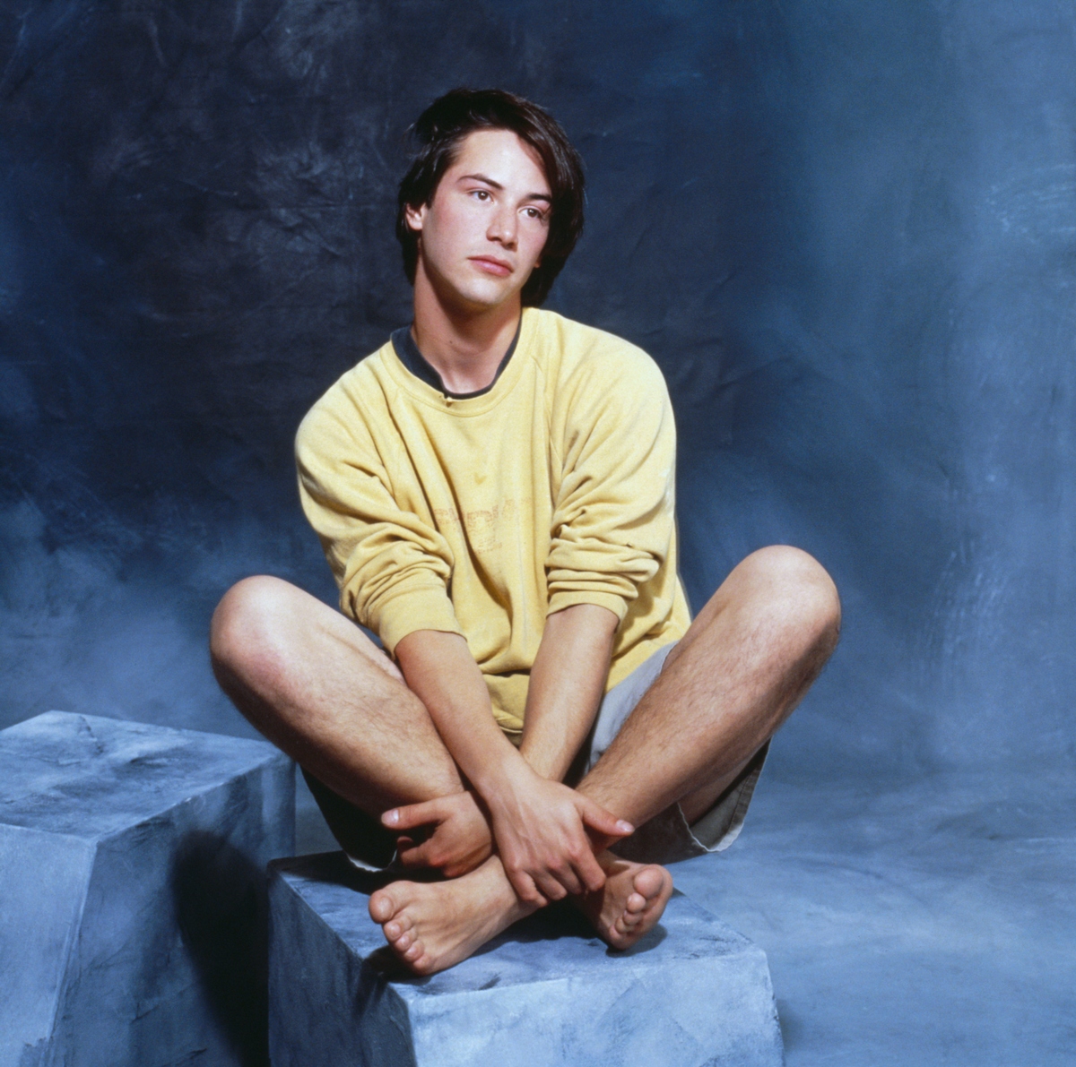 Keanu Reeves young glamour shots