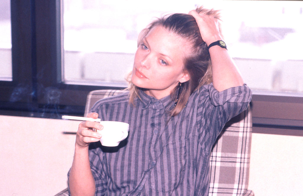 Michelle Pfeiffer is also involved in the rumors