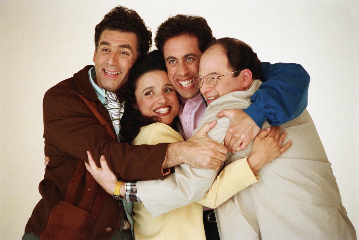 Seinfeld cast OG