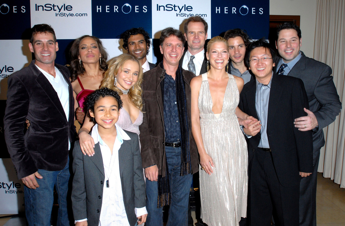 Cast of Heroes, NBC