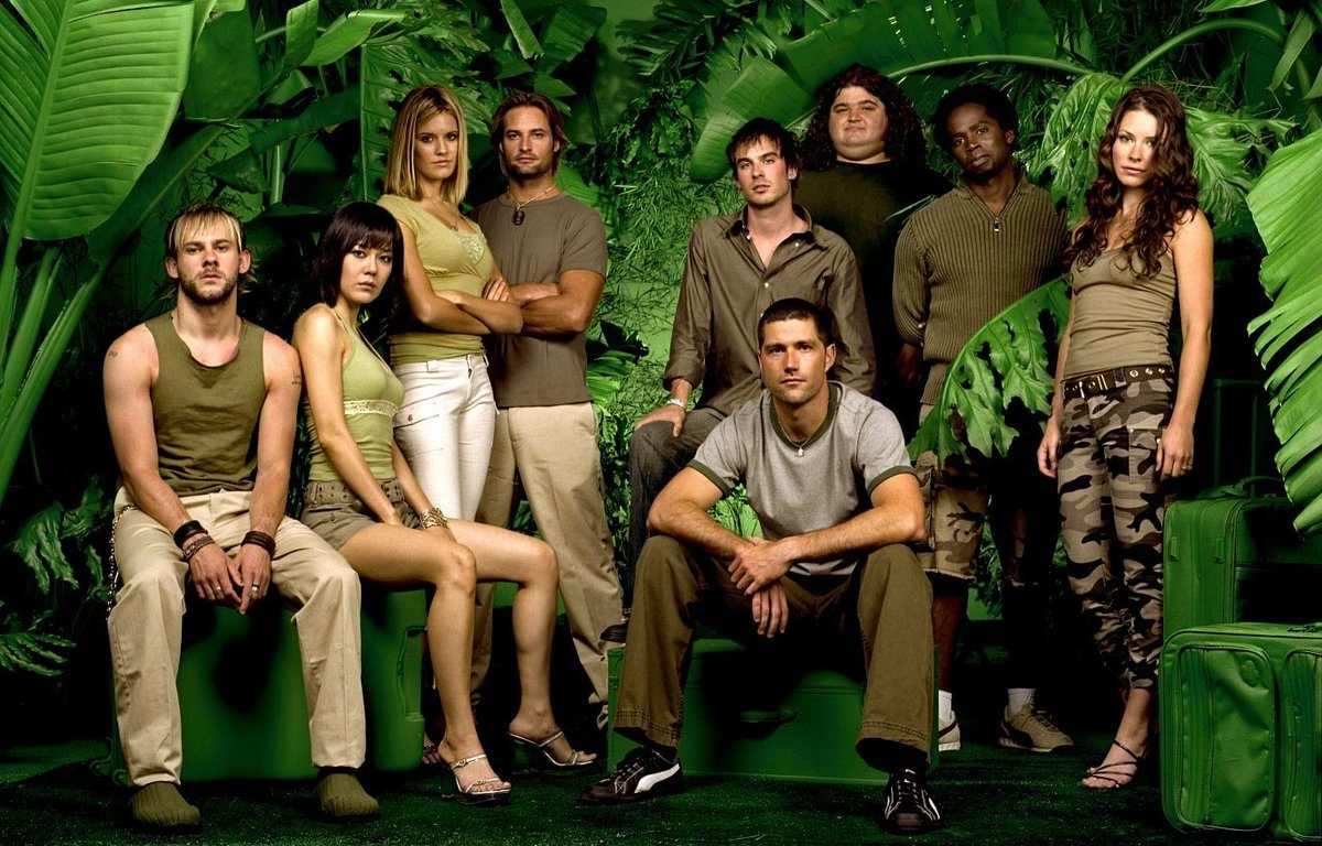 Lost cast season one