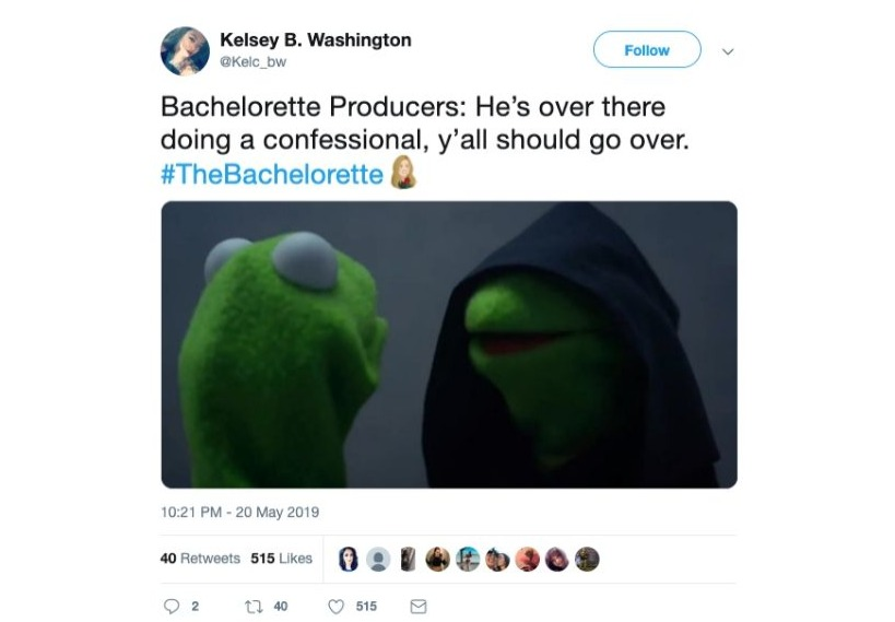 cam producers dark kermit the bachelorette