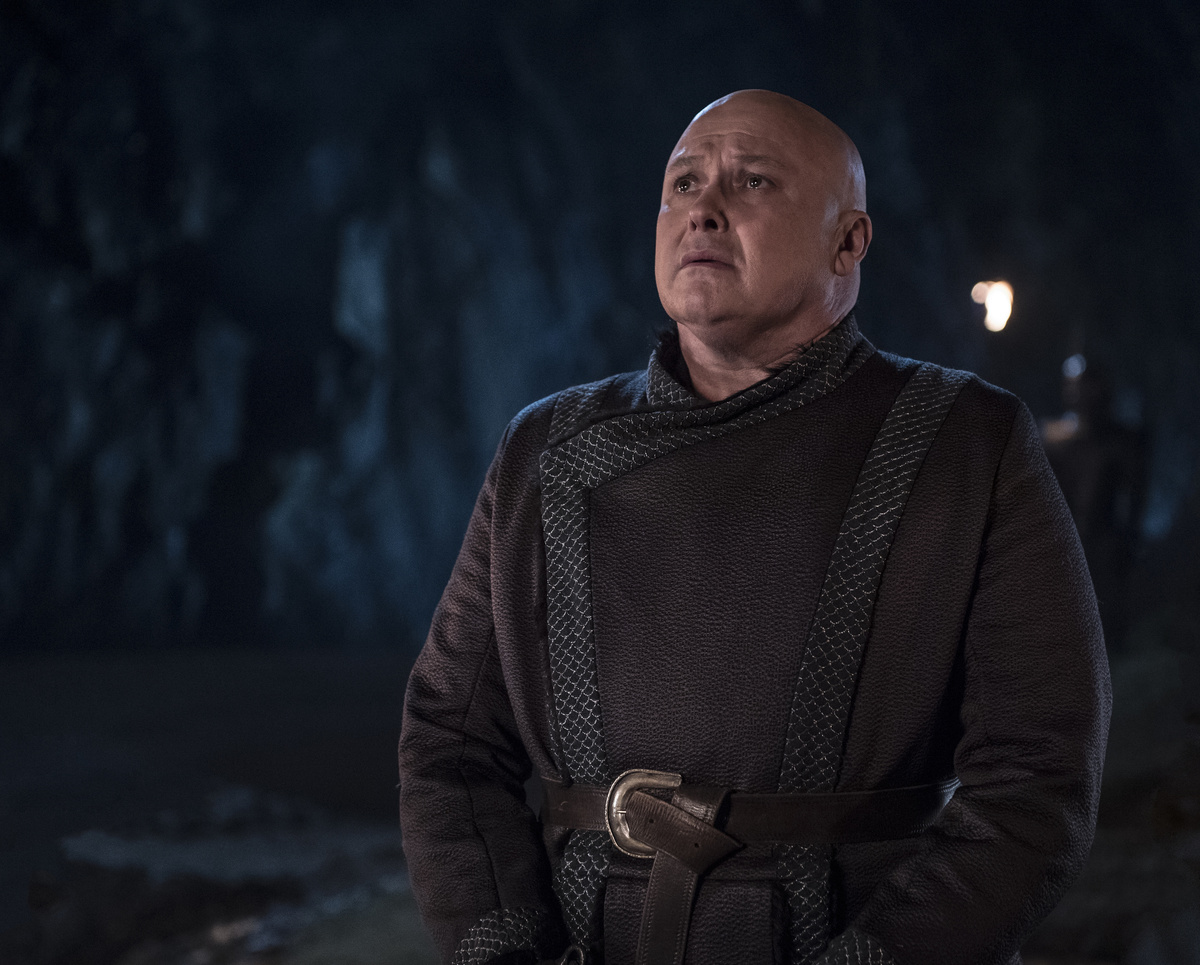 varys death game of thrones like ned stark