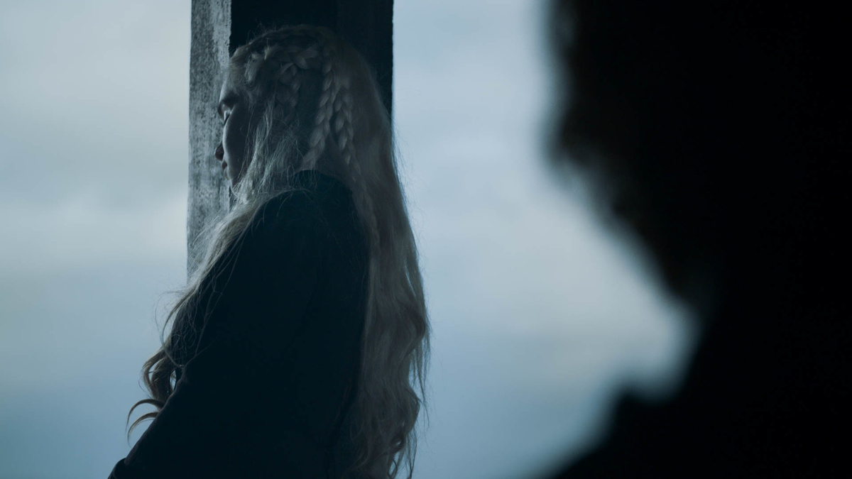 daenerys all alone game of thrones