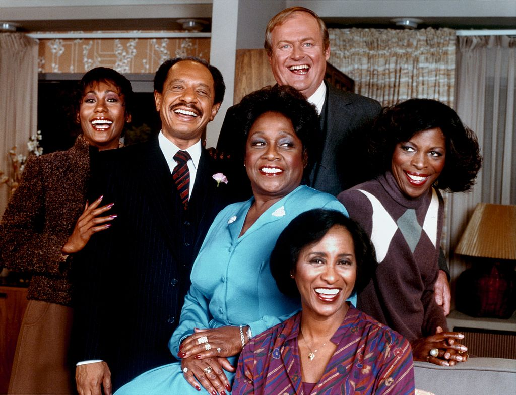 the cast of the jeffersons before the show was canceled