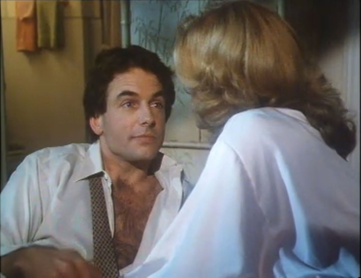 mark harmon's big break as dr caldwell on st elsewhere