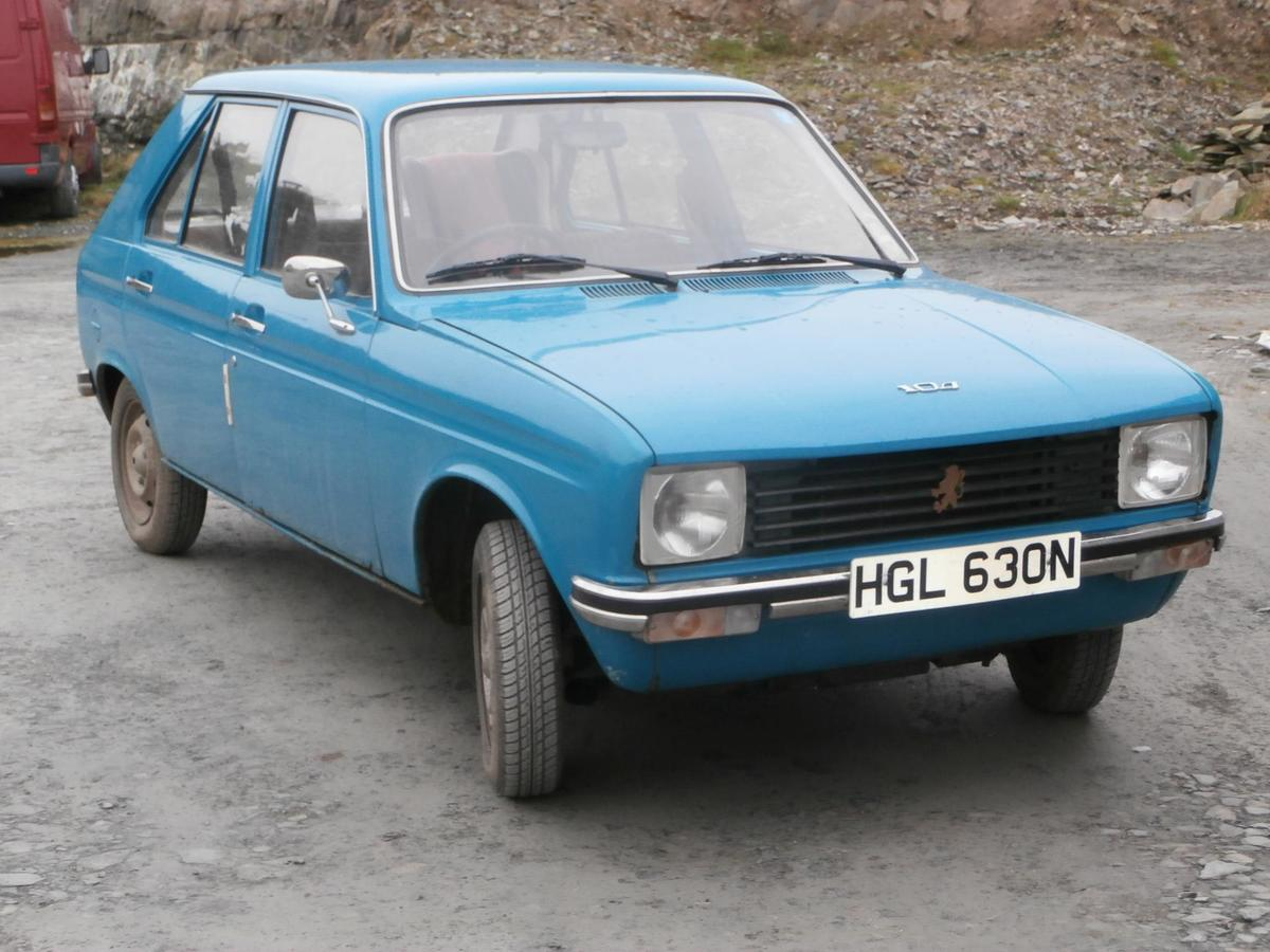 a stolen peugeot missing for 40 years france